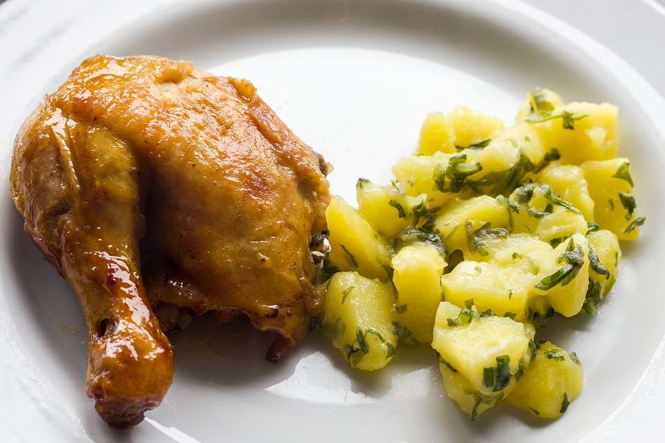 kitchen grills dog proof trash can 鸡烤鸡烤架 pixabay上的免费照片 鸡 烤鸡 烤架 食品 翼 烘烤 墨菲 厨房 午餐 晚餐 板 美食 罚款 香料