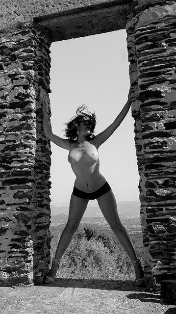 Black And White Sensual Glamour  Free photo on Pixabay