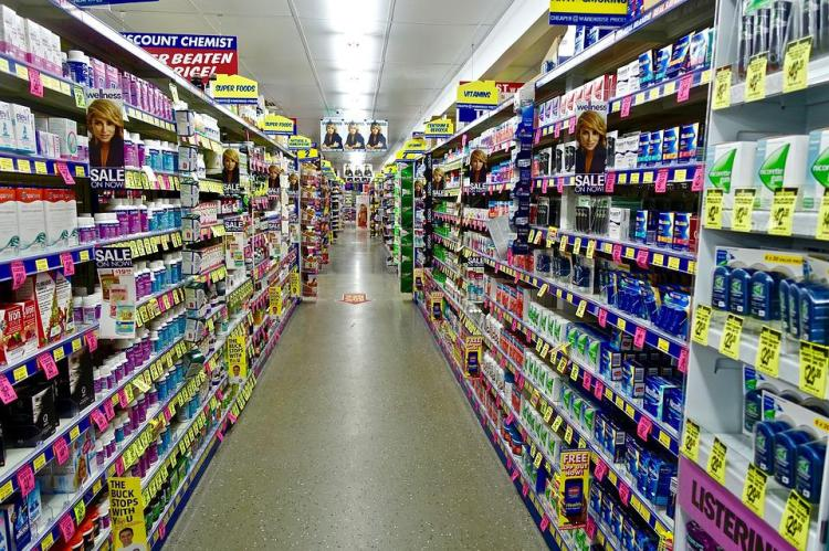 Chemist, Shelving, Products, Drugstore, Pharmacy