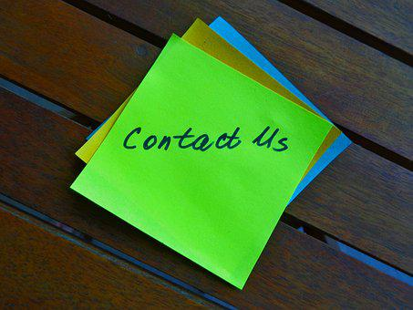 Contact Us, E-Mail, Contact, Business
