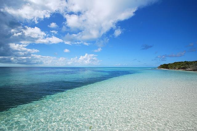 Blue Water Empty Beach Vacation  Free photo on Pixabay