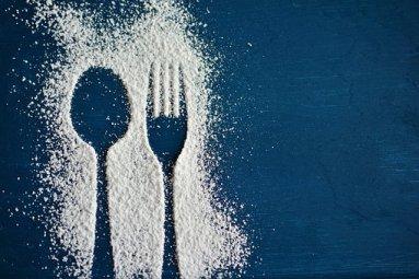 Spoon, Fork, Cutlery, Icing Sugar