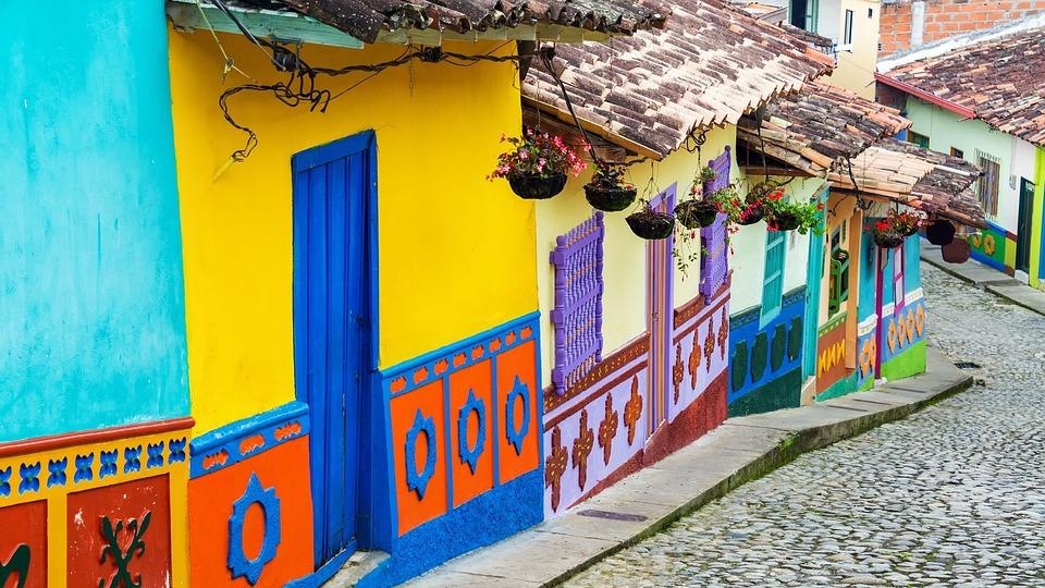 Colombia, Bogota, Ciudad