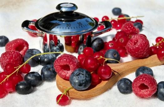 Frutti Di Bosco, Misti, Lamponi, Mirtilli, Ribes