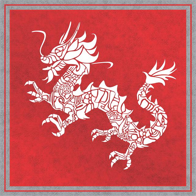 Drachen Chinesisch Hintergrund  Kostenloses Bild auf Pixabay