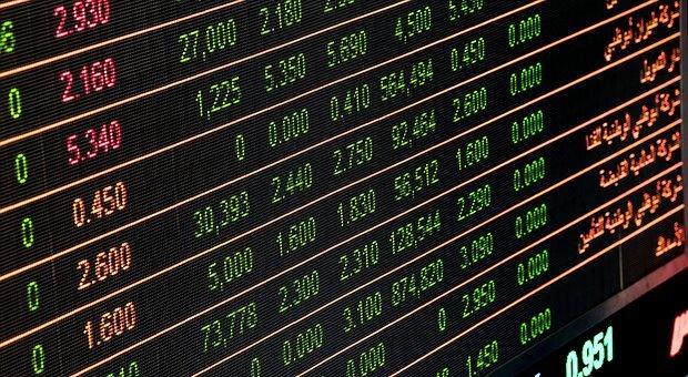 Stock, Trading, Financial, Finance
