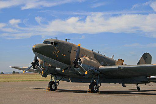Dakota, Aircraft, C-47, Heritage