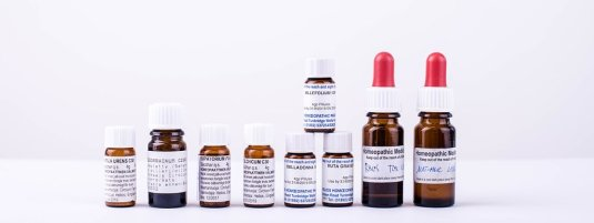 Homeopathy, Medicine, Bottles