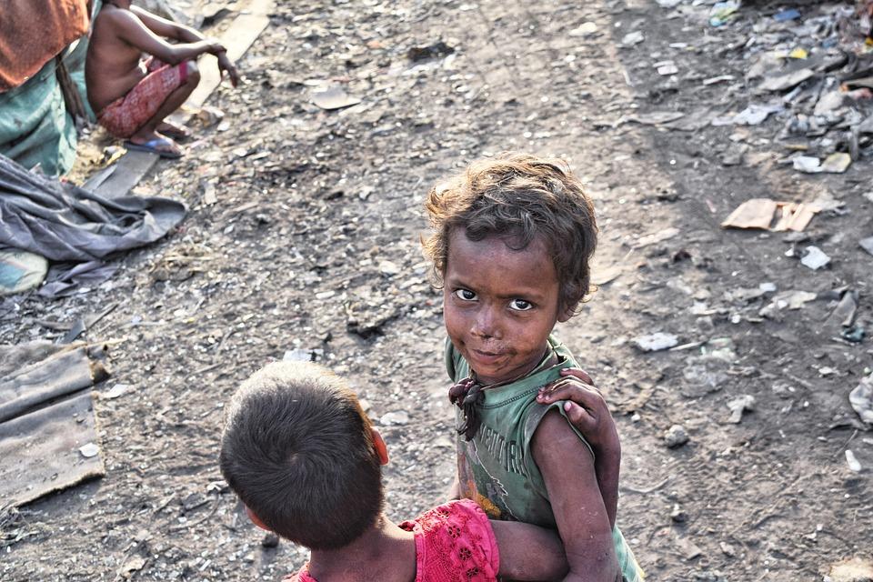 slums poor kids free