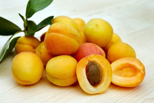 Albicocche, Zuckeraprikosen, Frutta, Dolce, Fresco