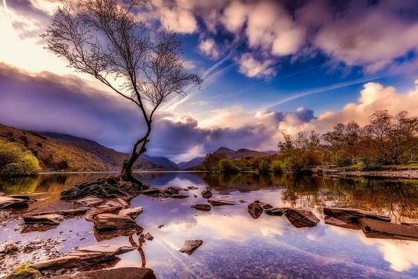 wales england landscape free