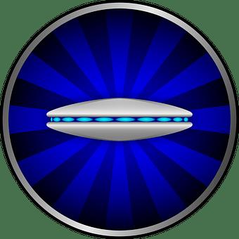 Craft, Ufo, Alien, Ship, Rays, Spaceship