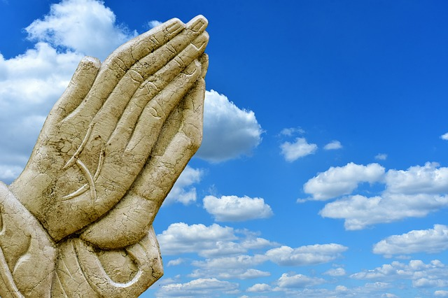 Car And Girl Wallpaper Download Praying Hands Religious Granite 183 Free Photo On Pixabay