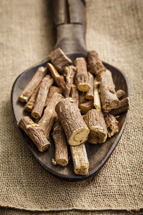 Liquirizia, Root, A Base Di Erbe, Naturale, Bastone