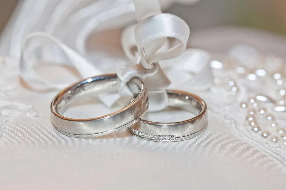 Wedding Rings  Free photo on Pixabay