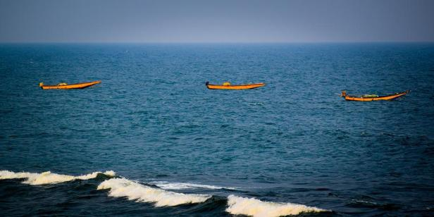 Ocean, Sea, Water, Ocean Water, Boats, Indian Ocean