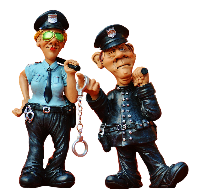 Cop Policewoman Colleagues  Free photo on Pixabay