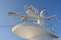 Radar Antenna Gemilerin Sahip Olması Gereken Köprü Üstü Ekipmanları