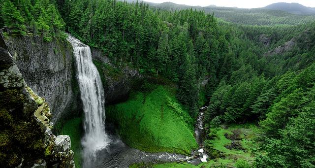 National Geographic Fall Wallpaper Waterfalls Green Grass 183 Free Photo On Pixabay