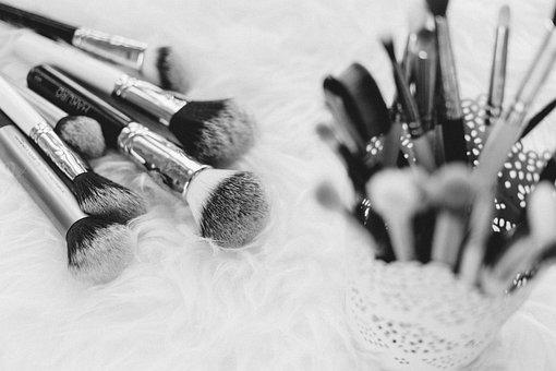 Makeup, Brush, Things, Kit, Beauty