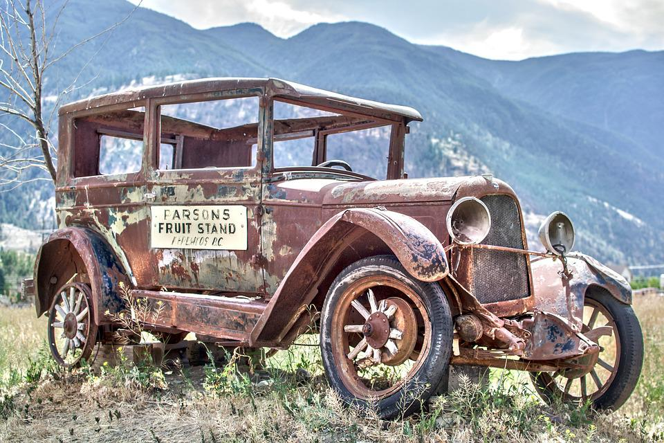 vintage truck old free