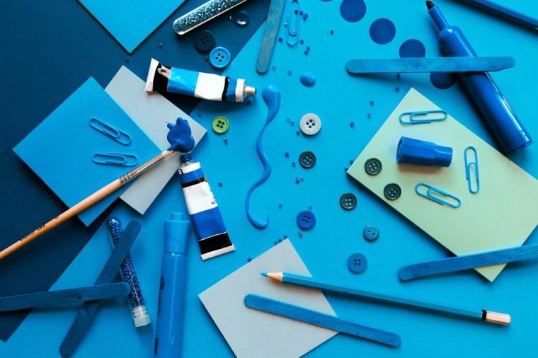 Art, Käsityö, Design, Paperi, Harrastus, Väri, Pöytä