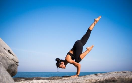 Yoga, Forza, Persone, Donna, Meditazione, Fitness