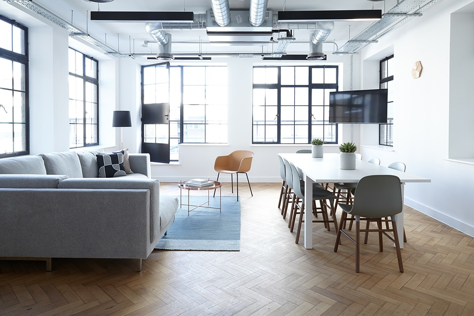 glass and metallic house design ideas