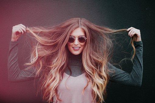 Woman, Long Hair, People, Female, Girl