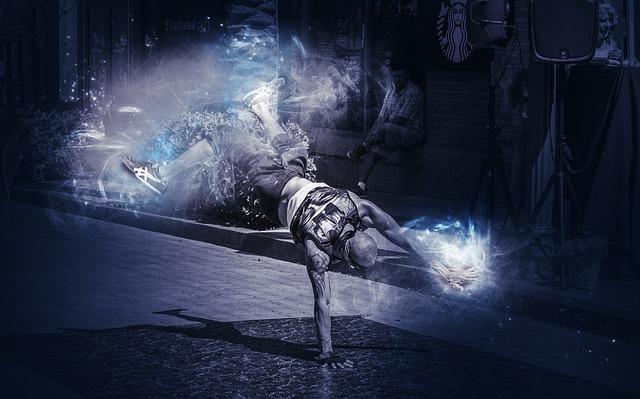 Girl Hd Wallpaper Image Break Dance Performer Action 183 Free Photo On Pixabay