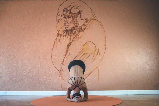 Yoga, Pose, Stretch, Health, Fitness