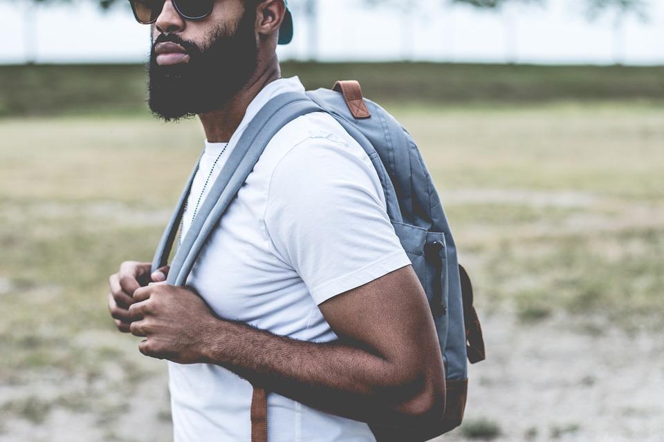 guy man beard free