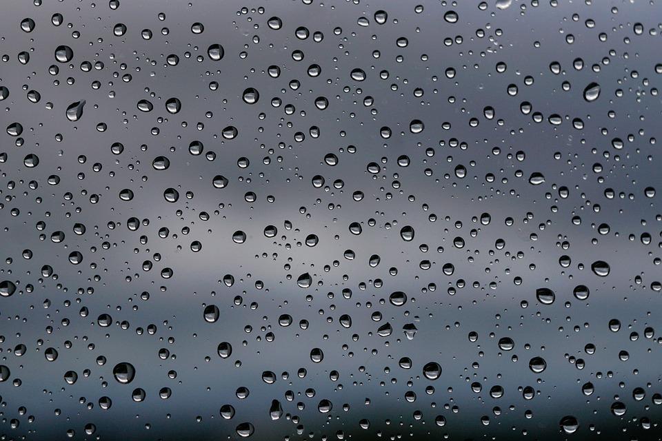 Field Wallpaper Hd Free Photo Drops Water Drops Of Water Pane Free