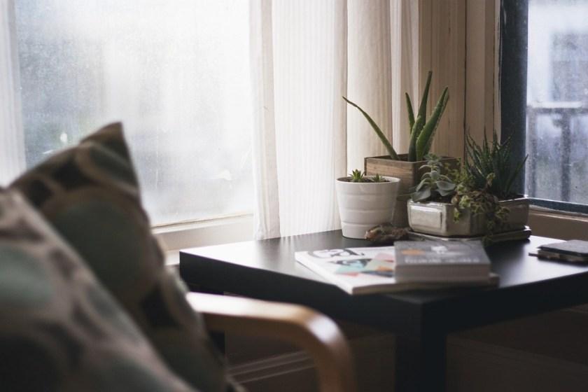Home, House, Interior, Design, Living, Bedroom, Side