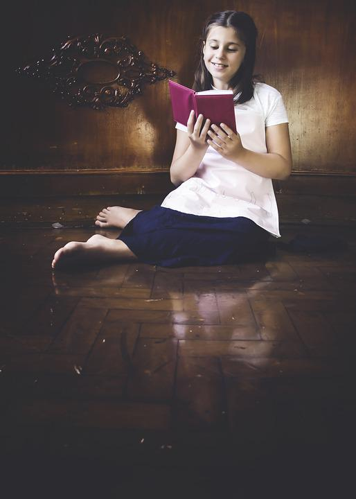 Reading a poem for pleasure
