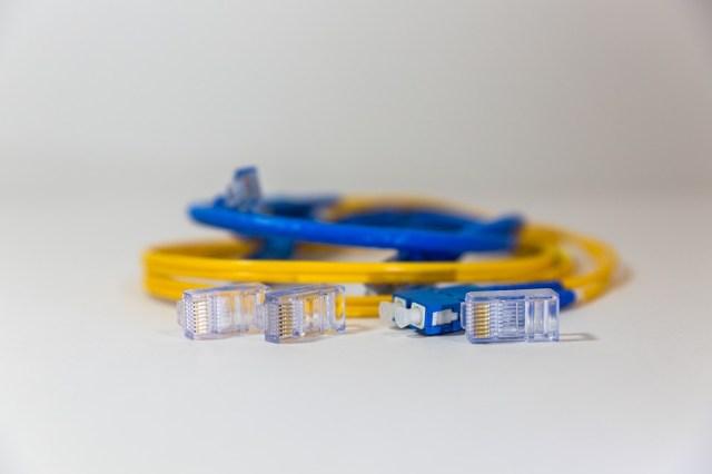 Rede, Óptico, Fibra Óptica, Arame, Dados, Equipamentos