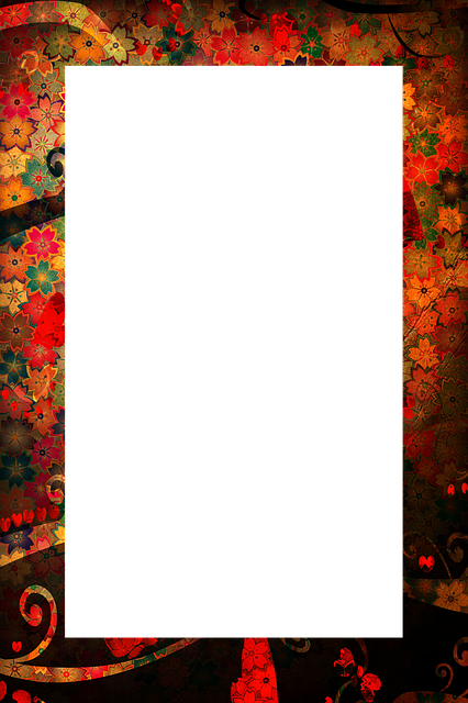 Fall And Thanksgiving Wallpaper Border Pattern Floral 183 Free Image On Pixabay