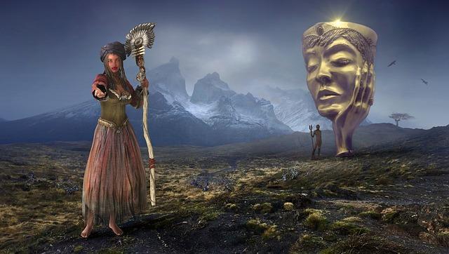 Fairy Girl Wallpaper Fantasy Landscape Mystical 183 Free Photo On Pixabay