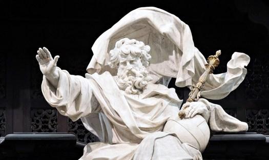神父, St-サルヴァトール大聖堂, ブルージュ, ベルギー, 父のイエス-キリスト, 父, クリエイター