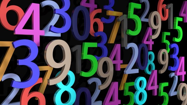 Pay, Numbers, Digits, Mathematics, Count, School