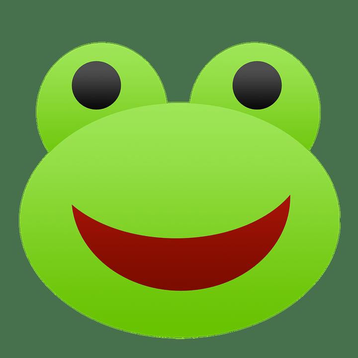 frog emoji green free