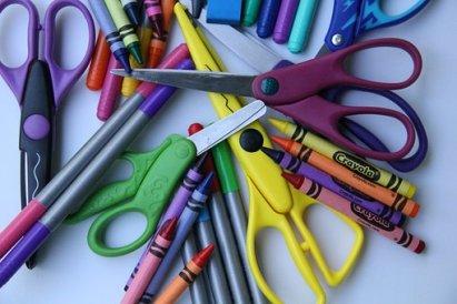 School Supplies, Back To School