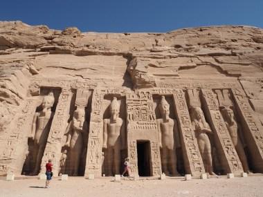 Abu Simbel, Egipto, Luxor