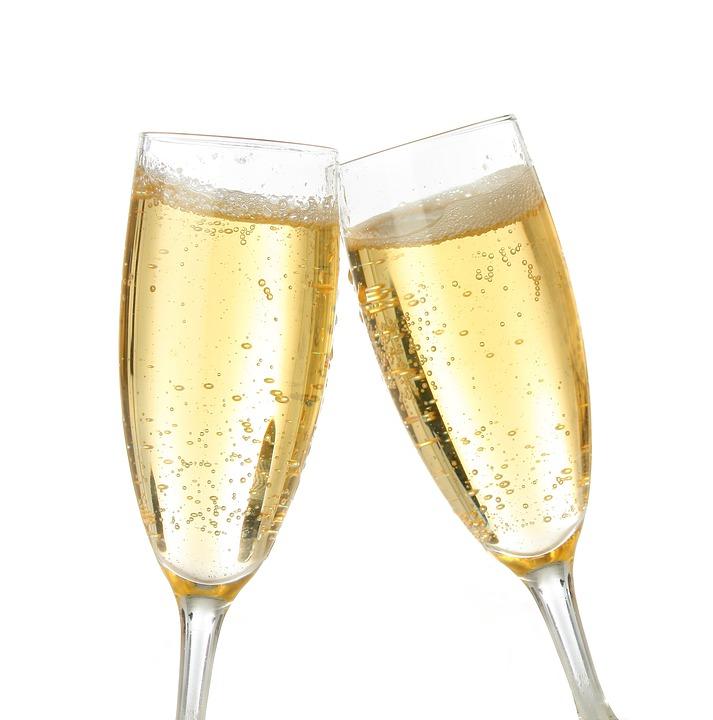 1 000 free champagne