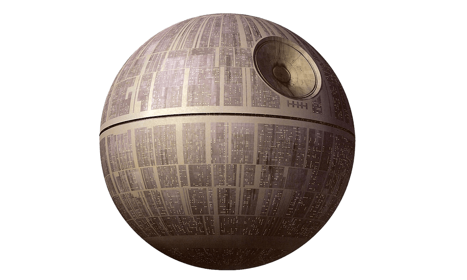 Spaceship Starwars Model Free Photo On Pixabay