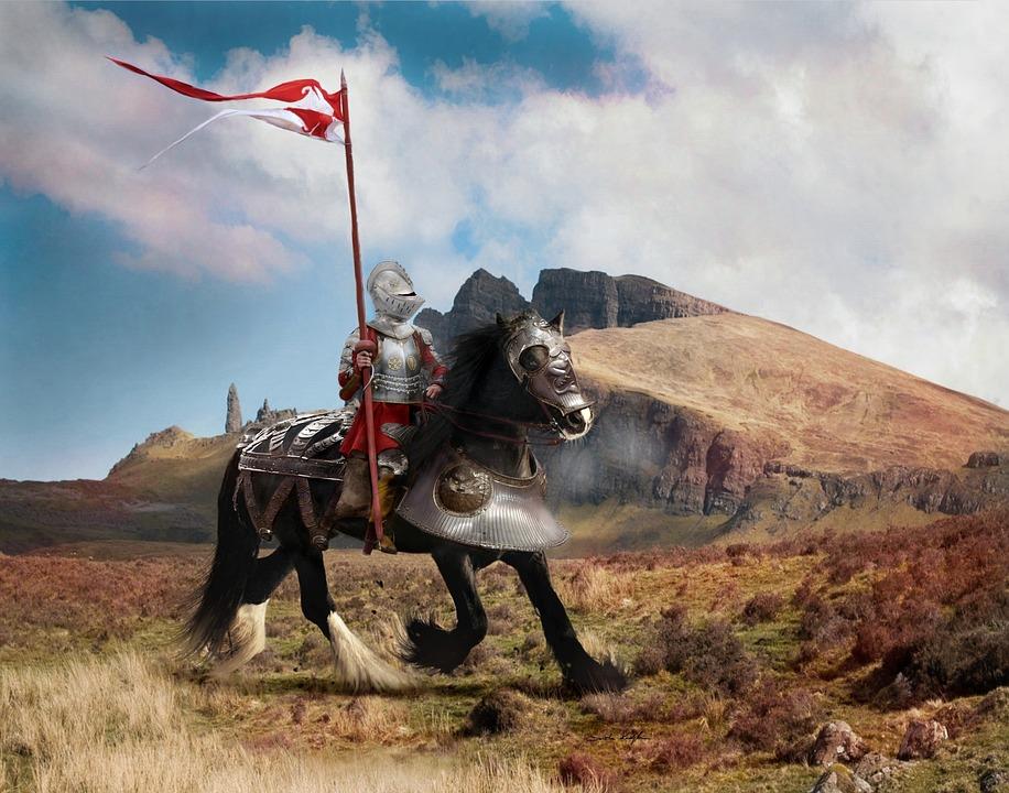 Fairy Girl Wallpaper Fantasy Knight Battle 183 Free Photo On Pixabay
