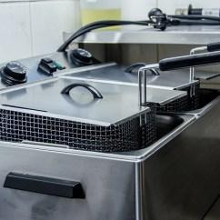 Kitchen Fryer Island Tables 油炸锅厨房设备 Pixabay上的免费照片 油炸锅 厨房 设备 烹饪 厨师 快餐 现代厨房 煎炸