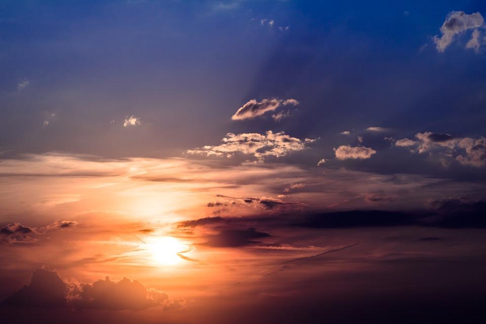 Beautiful Girl Wallpapers Free Sunset Sun Sky Setting 183 Free Photo On Pixabay