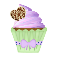Gratis illustration: Clipart, Clipart Kage, Cupcake ...
