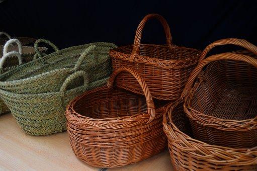 200 free wicker basket